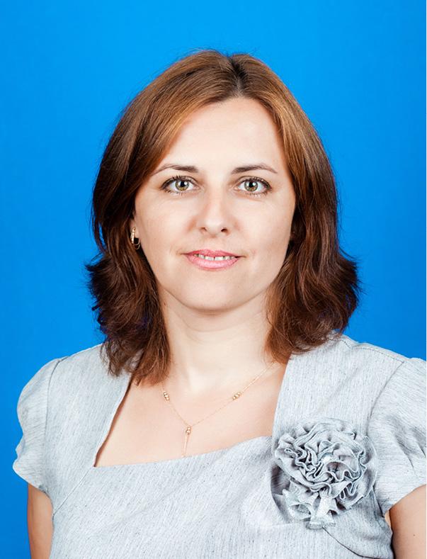 Іскрова Наталія Іванівна