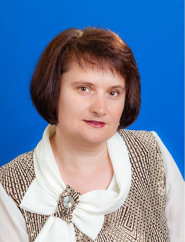 Васянович Жанна Миколаївна