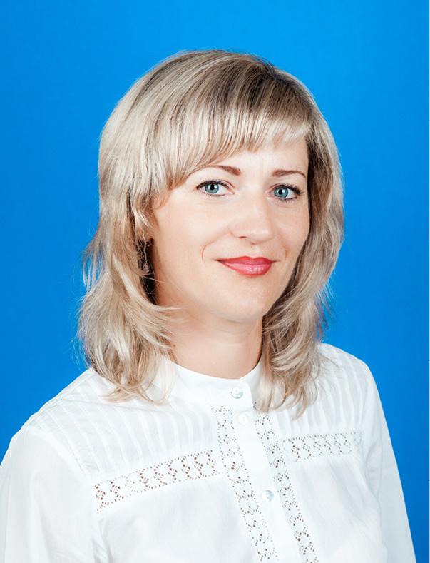 <strong>Зароднюк Оксана Андріївна</strong>