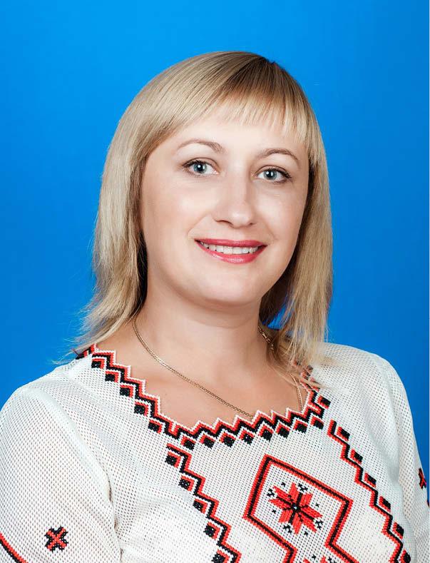 Котонос Тетяна Іванівна